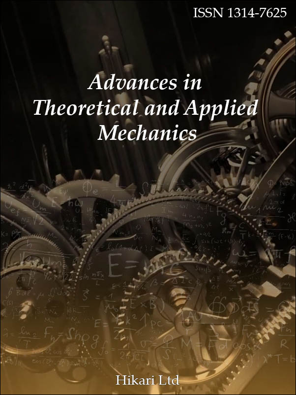 Advances in Theoretical and Applied Mechanics