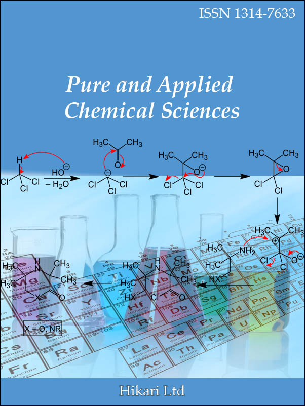 Pure and Applied Chemical Sciences
