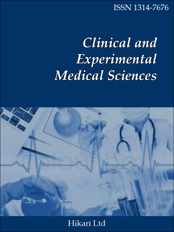 Clinical and Experimental Medical Sciences