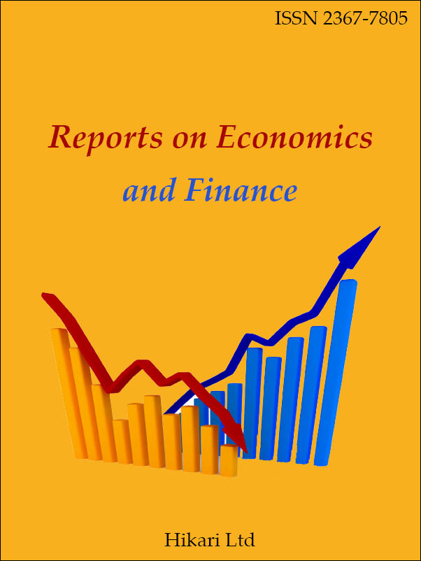 Reports on Economics and Finance